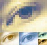 Oeil Image stock