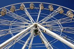 Oeil de Cardiff Image libre de droits