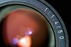 Oeil de classique de photographes Photographie stock libre de droits
