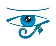 Oeil de Horus illustration de vecteur