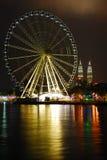 Oeil de la Malaisie Photographie stock libre de droits