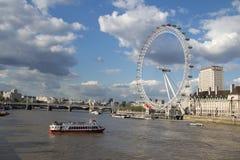 Oeil de Londres Photographie stock libre de droits