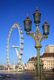 Oeil de Londres Images stock