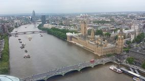 Oeil de Londres Photo stock