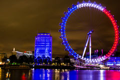 Oeil de Londres image stock