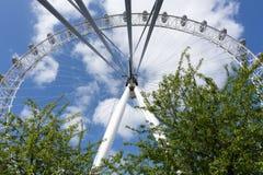 Oeil de Londres Images libres de droits