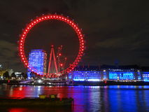 Oeil de Londres images stock