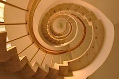 Oeil des escaliers Photographie stock