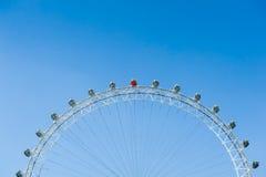 oeil Londres Image libre de droits