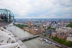 oeil Londres Image stock