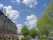 oeil Londres Photos stock