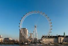 oeil Londres Photo libre de droits