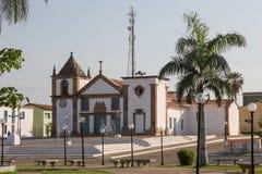 Oeiras, Piaui,巴西的第一个首都 库存照片