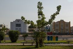 Oeiras, Piaui,巴西的第一个首都 库存图片