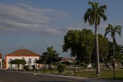 Oeiras, το πρώτο κεφάλαιο Piaui, Βραζιλία στοκ εικόνα