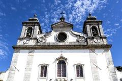 Oeiras-Gemeinde-Kirche Stockfotos