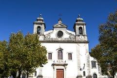 Oeiras-Gemeinde-Kirche Stockfotografie