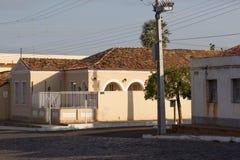 Oeiras, het eerste kapitaal van Piaui, Brazilië royalty-vrije stock afbeeldingen
