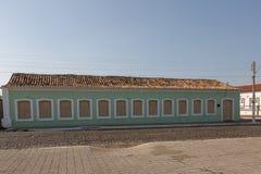 Oeiras, het eerste kapitaal van Piaui, Brazilië stock afbeelding