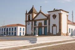 Oeiras, het eerste kapitaal van Piaui, Brazilië royalty-vrije stock foto