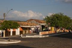 Oeiras, la primera capital de Piaui, el Brasil fotografía de archivo