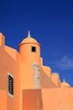 Oeiras Saint John's fortress Royalty Free Stock Photo