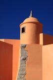 Oeiras Saint John's fortress turret Stock Photography