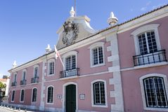 Oeiras Town Hall Stock Photography