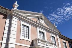 Oeiras urząd miasta Zdjęcia Stock