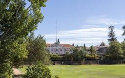 OeirasStadhuis Royalty-vrije Stock Foto's