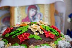 Oekraïens brood Stock Afbeelding