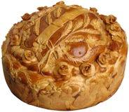 Oekraïens feestelijk brood 1 Royalty-vrije Stock Foto's
