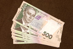 Oekraïens geld Stock Fotografie