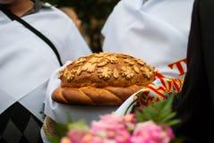 Oekraïens huwelijk Stock Afbeelding
