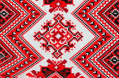 Oekraïens patroon Royalty-vrije Stock Fotografie