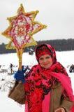 Oekraïense Kerstmis royalty-vrije stock fotografie