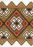 Oekraïense nationale stijl van embrioder Stock Afbeeldingen