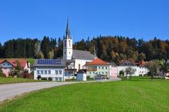 Oepping, Österreich Lizenzfreie Stockfotos