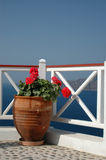 oerhörd santorini Royaltyfria Foton