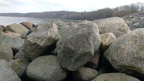 oerhörda stenar Arkivbilder