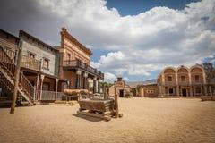 Oeste lejano Foto de archivo libre de regalías