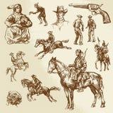 Oeste selvagem Imagem de Stock