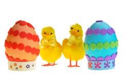 oeuf de pâques décoré Photographie stock libre de droits