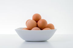 Oeufs Image stock