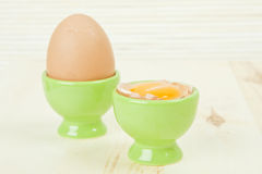 Oeufs Photos stock
