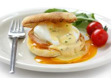 Oeufs Benedict Photo stock