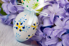 Oeufs d'Ostern Photographie stock