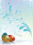 oeufs de pâques Image libre de droits