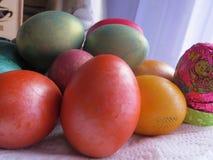 Oeufs de pâques de perle 3 Photo libre de droits
