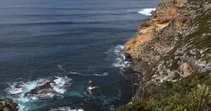 Oever in Flinders-Jacht Nationaal Park, Kangoeroeeiland, Australi? 4K stock videobeelden